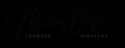 Michael Boyd, Founder/Director